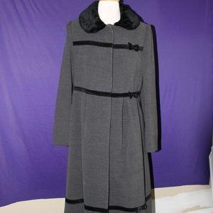Rothschild Girls Long Coat